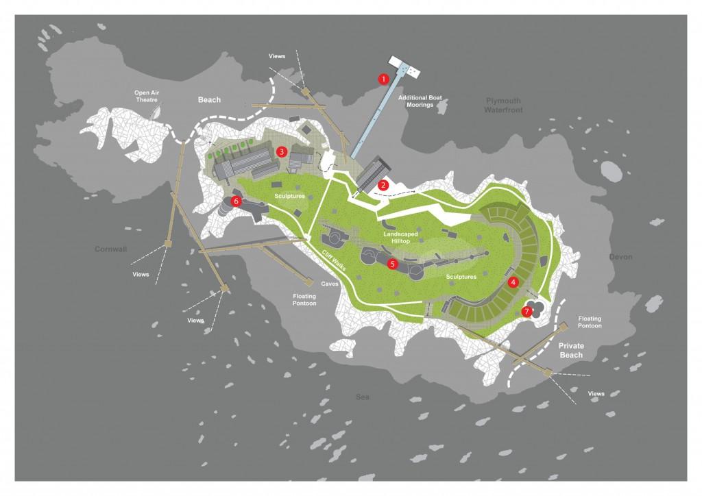 Drakes Island (1to1250)