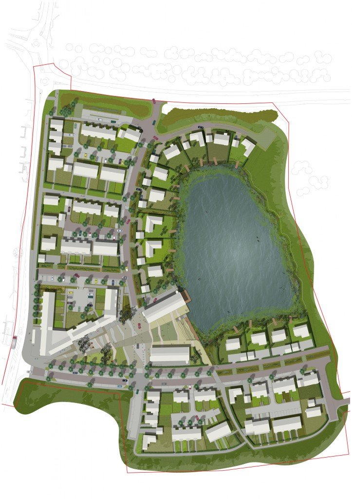 Eco Community Pilot Masterplan