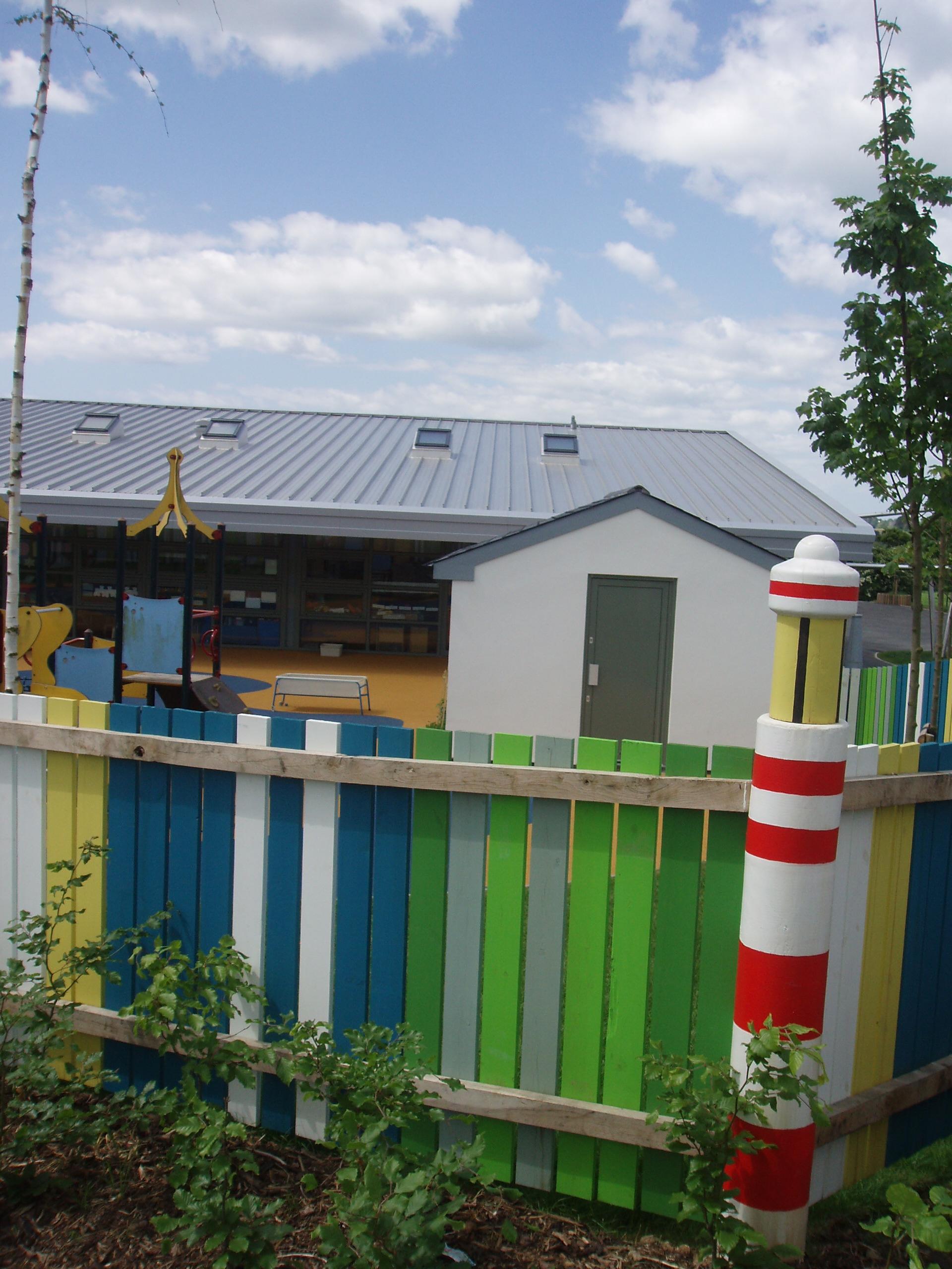 Riverside Primary School Architecture Lhc