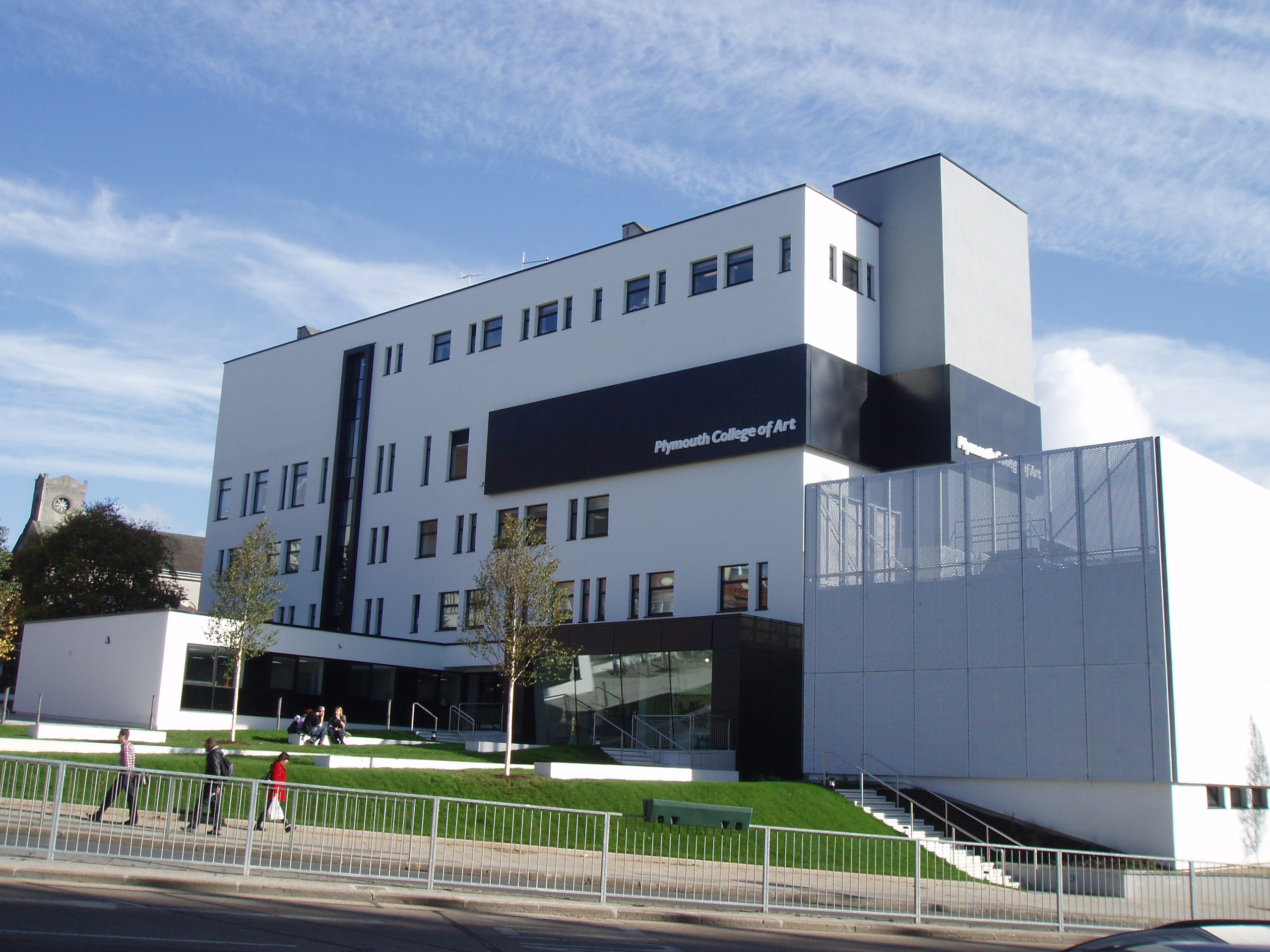 Plymouth college of art photography