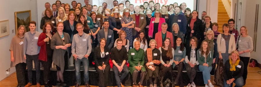 TEDx Exeter Launch Event 2016 Group Photo